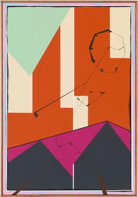 Frank Maier, 'London Eye', 2014, Ambacher Contemporary