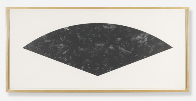 , 'Black Curve,' 1988, Zane Bennett Contemporary Art