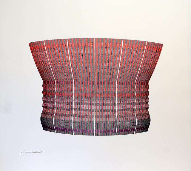Mark Wilson, '30C91', 1991, DAM Gallery