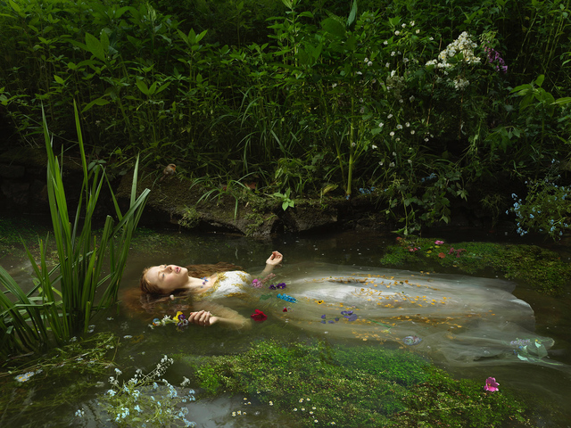 , 'Ophelia,' 2018, Jenkins Johnson Gallery