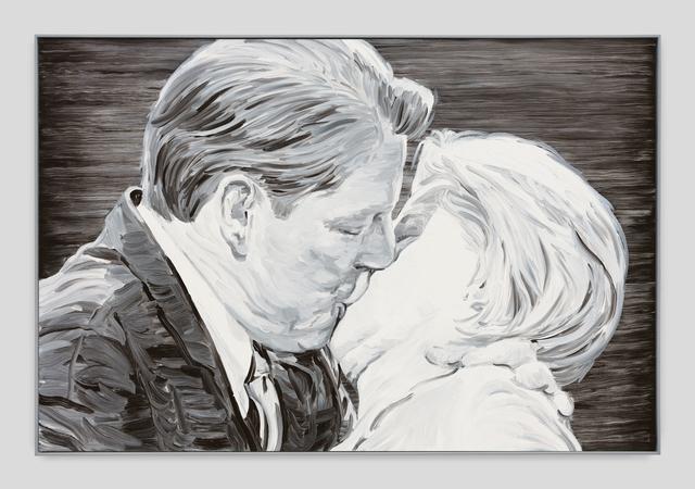 , 'Elegy (Kiss of Death),' 2019, Night Gallery