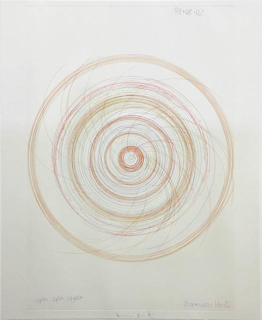 Damien Hirst, 'Spin, Spin, Sugar', 2002, Invertirenarte.es