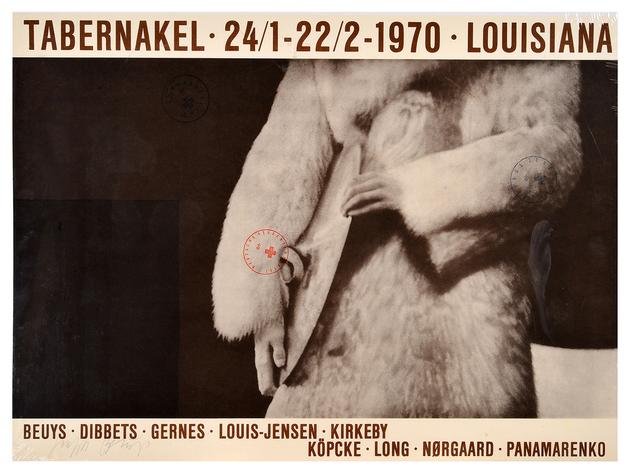 Joseph Beuys, 'Tabernakel', 1970, Millon Belgium