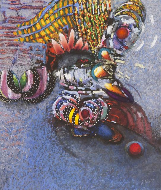 , 'Aztec Variation #1,' 2015, Etherton Gallery