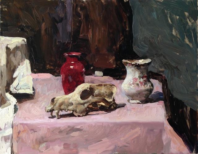 , 'Dog Skull,' 2018, Gallery 1261