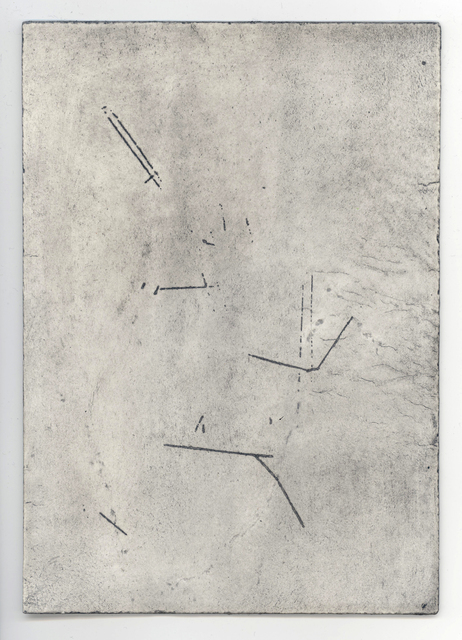 , 'Untitled I,' 2014, Dundee Contemporary Arts