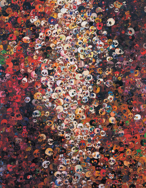 Takashi Murakami, 'I Know Not, I Know ', 2010, Lougher Contemporary