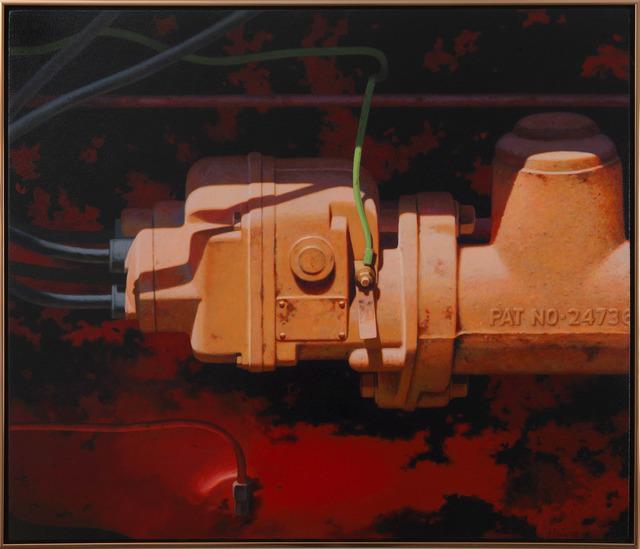 , 'Orange Magnito,' 2001, Bernarducci Meisel Gallery