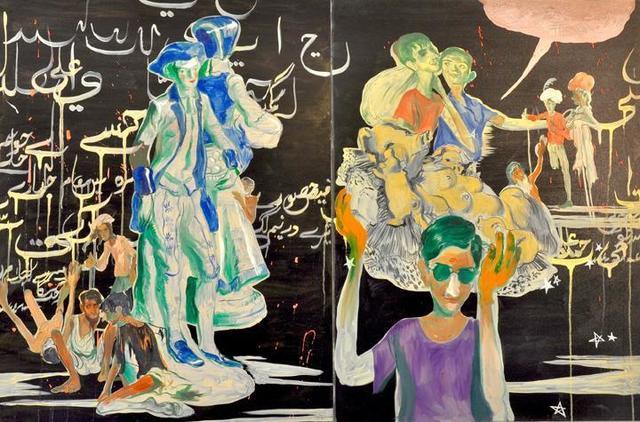 , 'The Burden,' 2015, Aicon Gallery