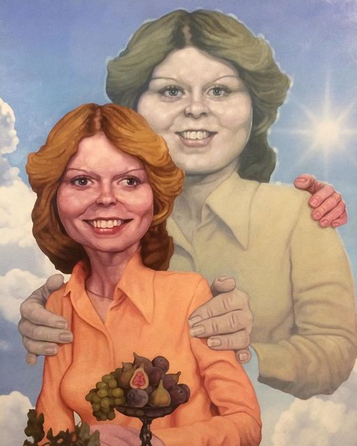 Colin Chillag, 'We Will Meet Again in Heaven (Sisters)', 2020, The Secret Gallery