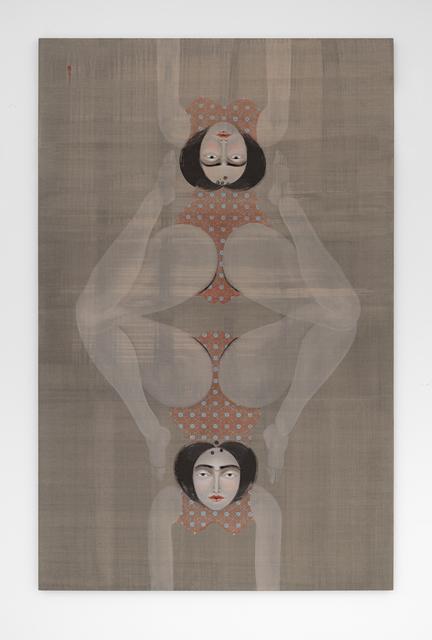 Hayv Kahraman, 'Not Quite Human 9', 2019, Jack Shainman Gallery