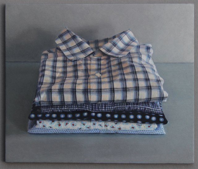 , 'Five Shirts,' 2013, Nancy Hoffman Gallery