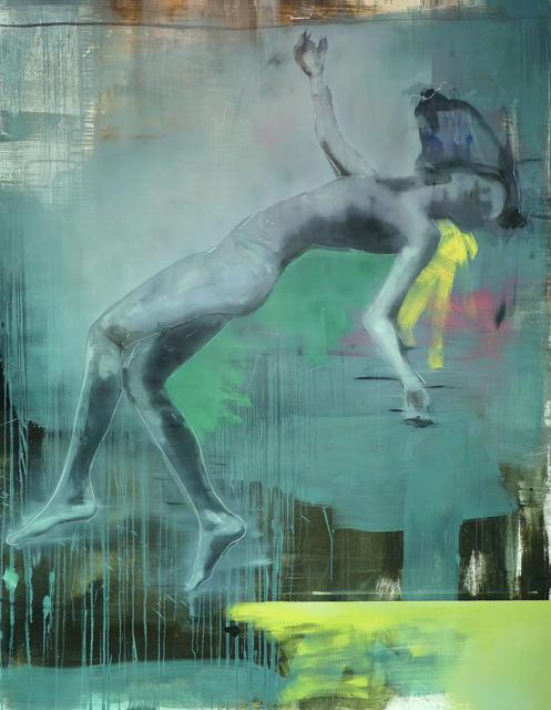, 'Schwebende,' 2016, Galerie Barbara von Stechow