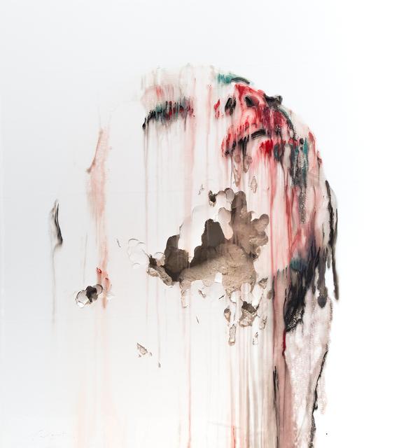 , 'Wounds I,' 2017, Lazinc