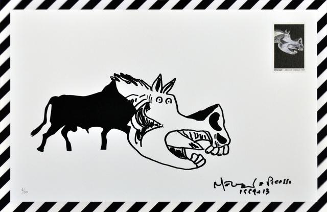 , 'Carta a….3,' 2012, Polígrafa Obra Gráfica