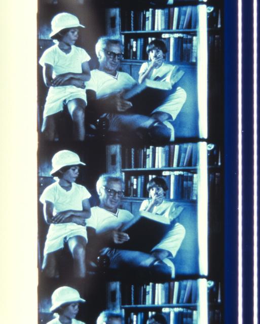 , 'Elia Kazan, Reading a Fairy Tale to his son and John Kennedy Jr., Montauk, August 18, 1972,' 2013, Deborah Colton Gallery
