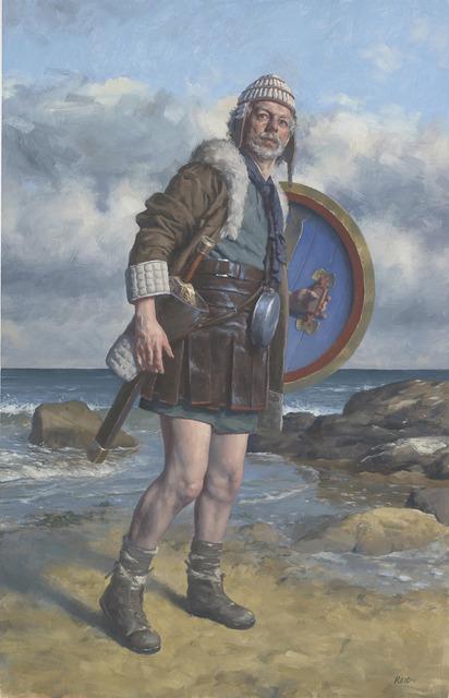 , 'Odysseus,' 2016, The Scottish Gallery