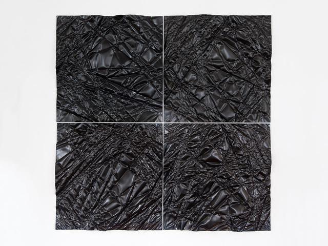 Christopher Prinz, 'Wrinkled Tiles', 2018, Patrick Parrish Gallery
