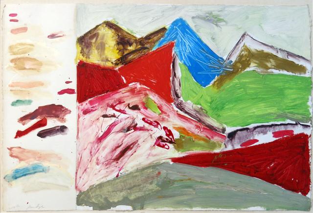 , 'Untitled,' 1976, Edward Thorp Gallery