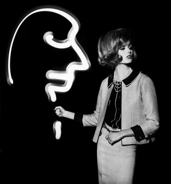 , 'Dorothy + Light Face,' 1962, HackelBury Fine Art