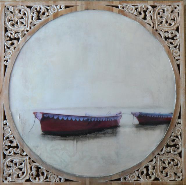 Amélie Desjardins, 'Garden on love (Varanasi, India)', 2019, Thompson Landry Gallery