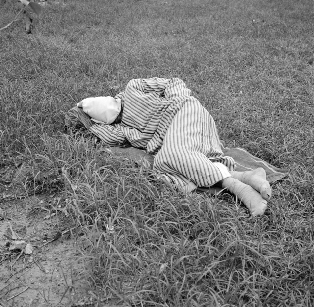 , 'Dormeur (The Sleepers) Série Jardin Public – Tangier, fig.3,' 2006, Pace/MacGill Gallery