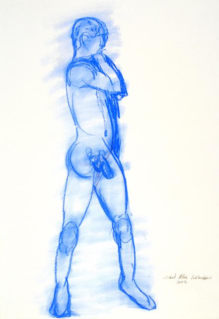 Sarit Lichtenstein, 'Male Nude', 2002, Galerie AM PARK