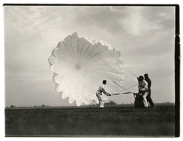 , 'Untitled #15 (Twenty Parachutes),' 1937, Wirtz Art