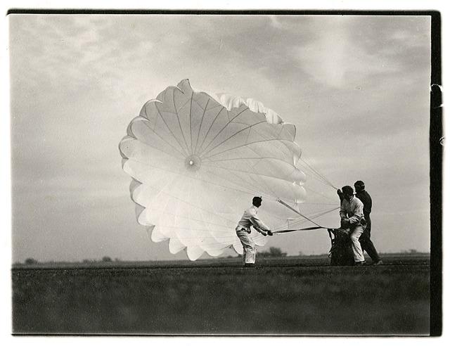 , 'Untitled #15 (Twenty Parachutes),' 1937, Wirtz Art
