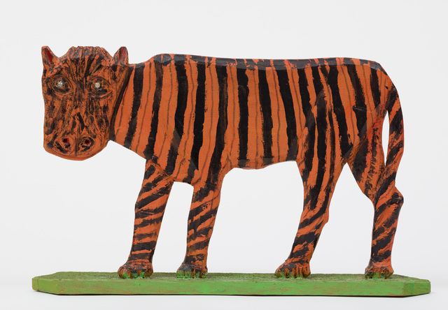 , 'Tiger  ,' 1979, The Good Luck Gallery