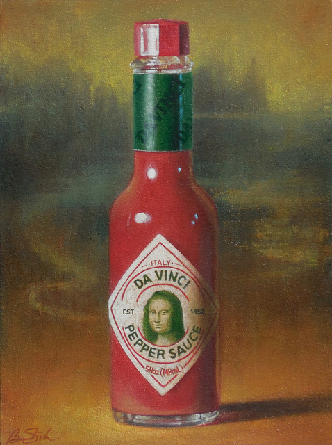 Ben Steele, 'Davinci Pepper Sauce', 2015, Modern West