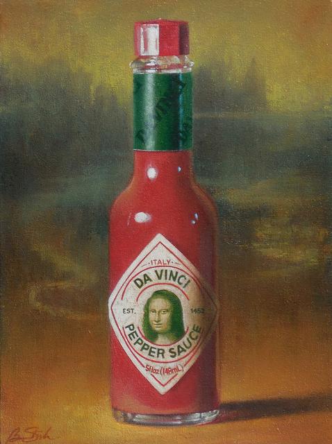, 'Davinci Pepper Sauce,' 2015, Modern West Fine Art