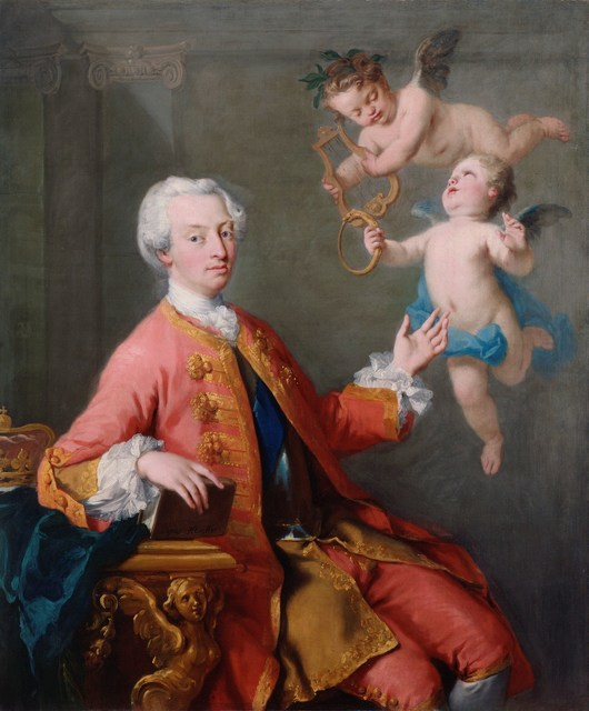 , 'Frederick, Prince of Wales,' 1735, Royal Collection Trust
