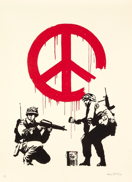 , 'CND Soldiers,' 2005, Tanya Baxter Contemporary