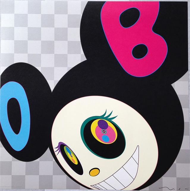 Takashi Murakami, 'And Then Black', 2005, Hang-Up Gallery