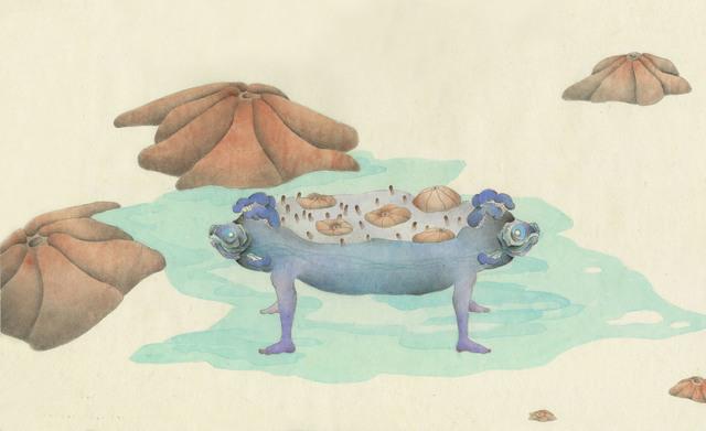, '噤聲圖冊4 ,' 2015, Aki Gallery