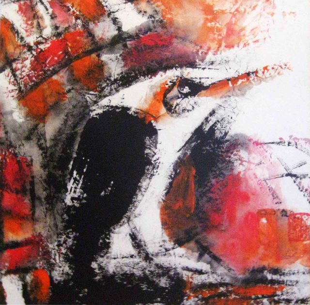 , 'Conqueror,' 2012, Pelita Hati
