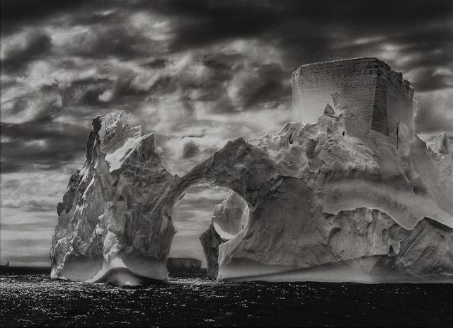 Sebastião Salgado, 'Iceberg between the Paulet Island and the South Shetland Islands, Antarctica', 2005, Phillips