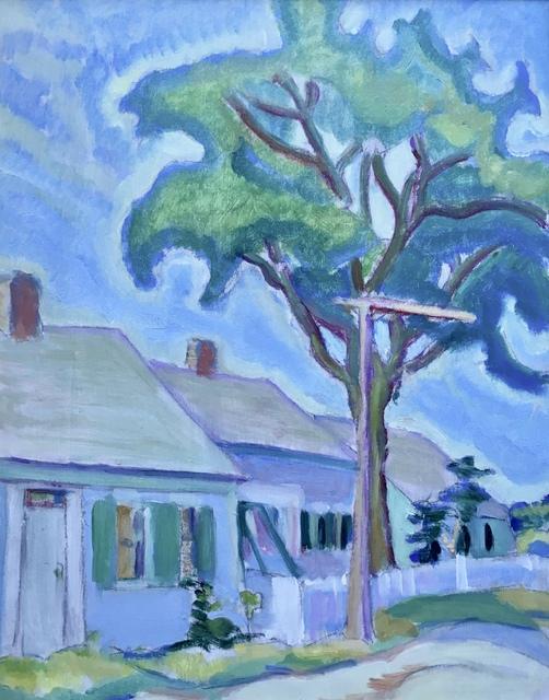 Jane Jarvis Mumford, 'The Old Oak Tree', 1915, Bakker Gallery