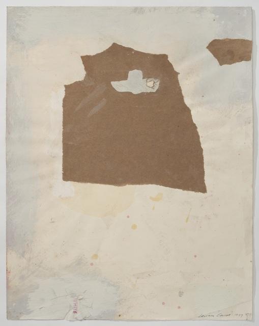, 'Untitled drawing,' 1989, Buchmann Galerie Lugano