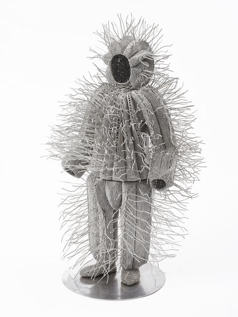 , 'Bristle Disguise,' 2014, Seattle Art Museum