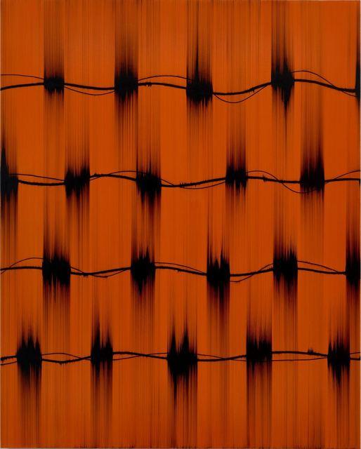 Mark Francis, 'Declination', 2020, Painting, Acrylic paint, oil on canvas, Bernhard Knaus Fine Art