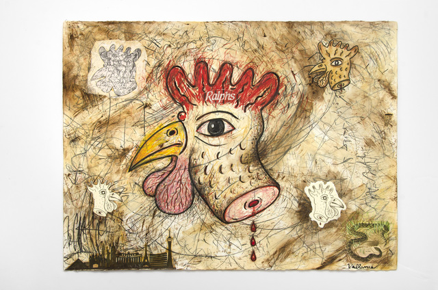 , 'Chicken (Gallus gallus domesticus),' 2016, Edward Cella Art and Architecture