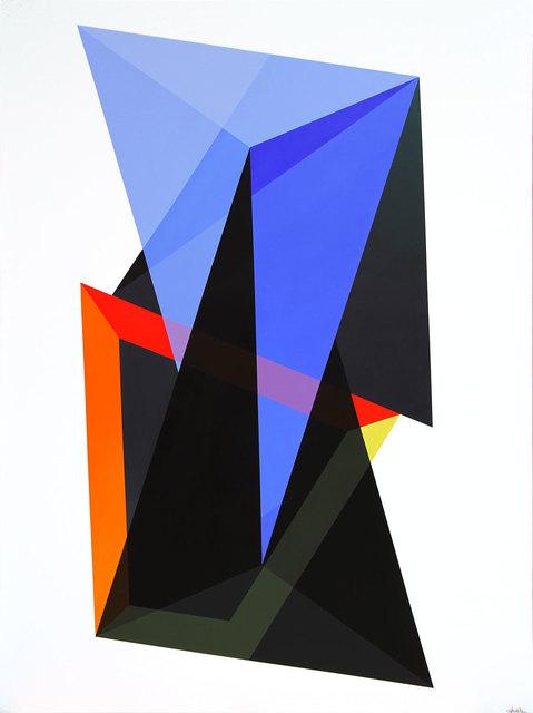 , 'PYRAMIDS,' 2018, David Bloch Gallery