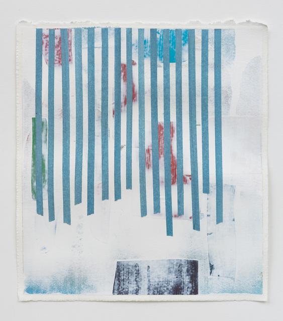 , 'Rain I,' 2015, Inman Gallery