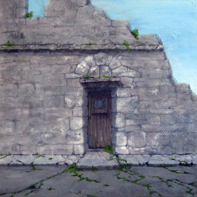 , 'the doorway remains,' , The Red Head Gallery