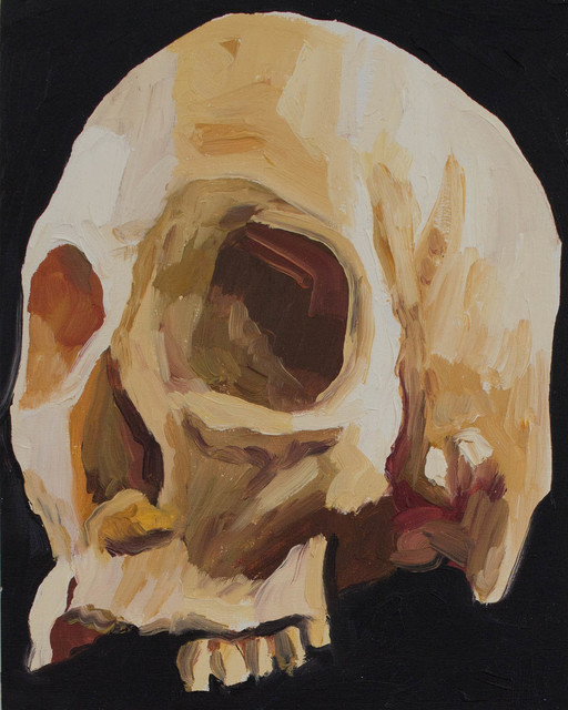 , 'Skull #2,' 2016, Peter Robertson Gallery