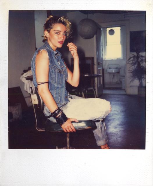 , 'Madonna Polaroid 4,' , Milk Gallery
