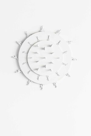 Ajax Axe, 'Good Boy', 2020, Sculpture, Wood, Lead, Gonzo Gallery