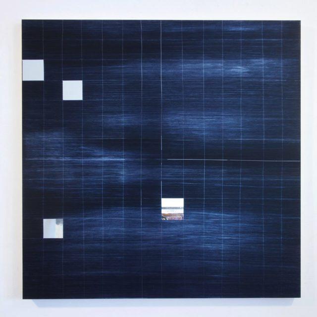 , 'Other Worlds *4,' 2017, Galerie Dutko